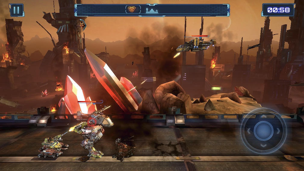 Red Siren: Space Defense is a new shooter for iPhone that harks back to the App Store