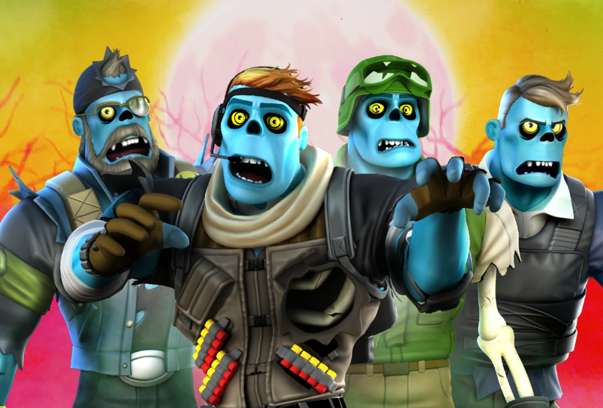 The Respawnables is getting swarmed by zombies this Halloween