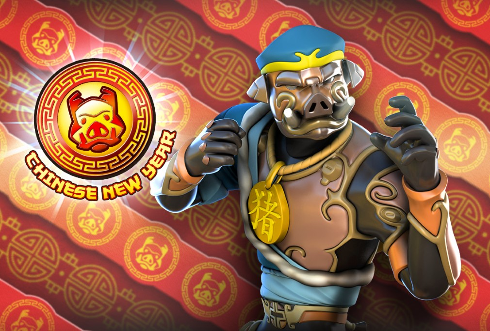 The Respawnables brings Chinese New Year frolics with new enemies and gear