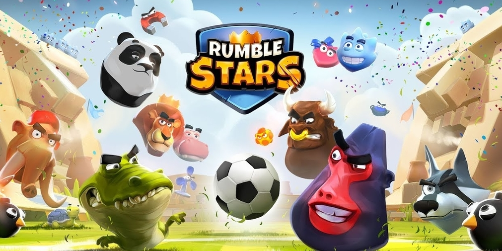 Rumble Stars Soccer and Rumble Hockey will both receive a new character called the Blast Sheep soon