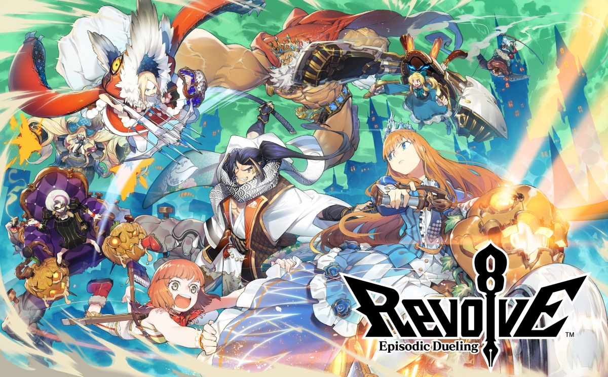 SEGA announces real-time strategy game Revolve8: Episodic Duelling