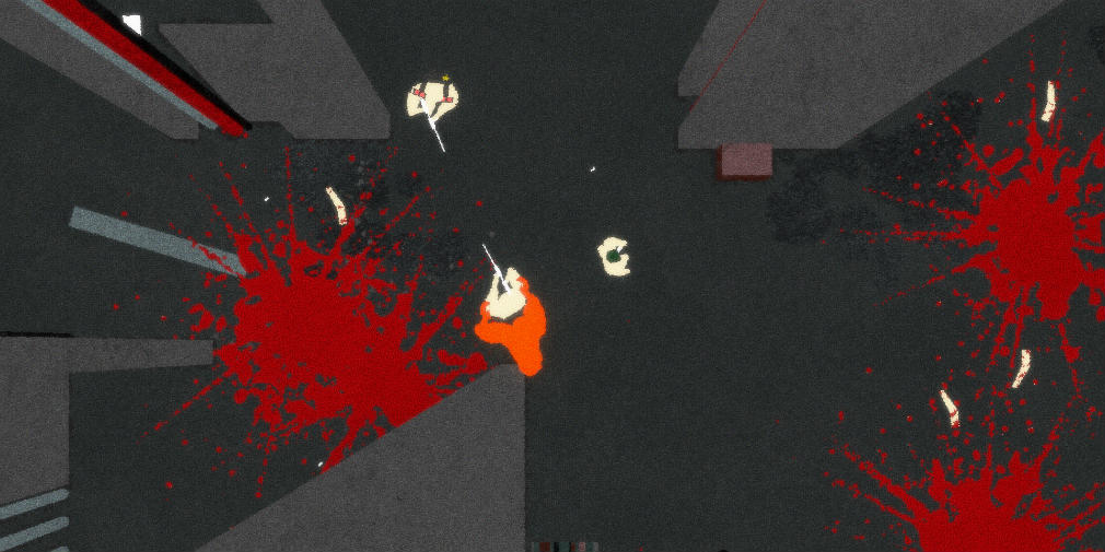 Wreak havoc as a rampaging gorilla in Ape Out, arriving this winter