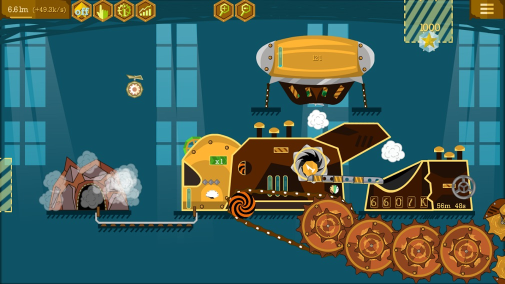 10 handy tips for Steampunk Idle Spinner