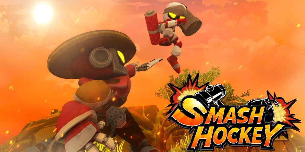 Smash Hockey is an intense, action-packed 1v1 hockey battler for iOS and Android