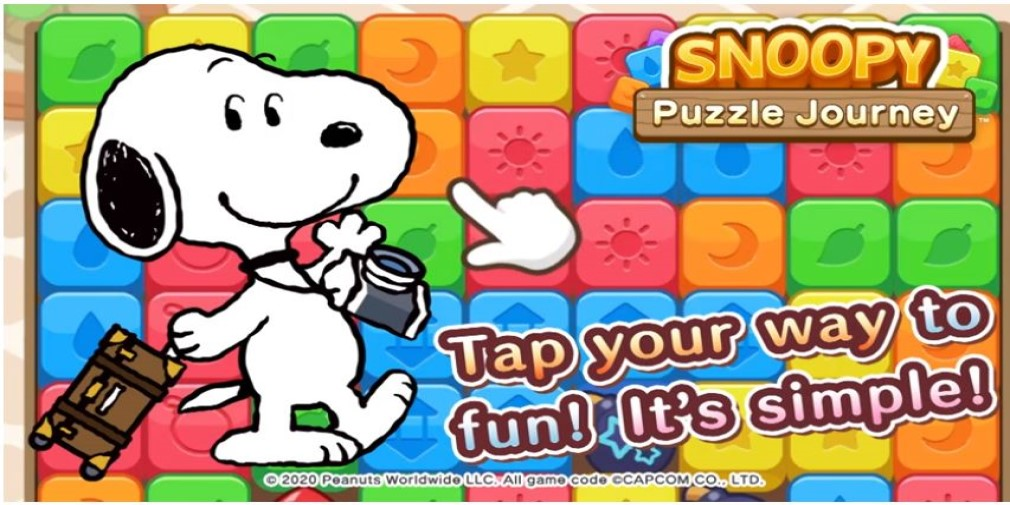 Snoopy and the Peanuts gang return to mobile with new puzzle game