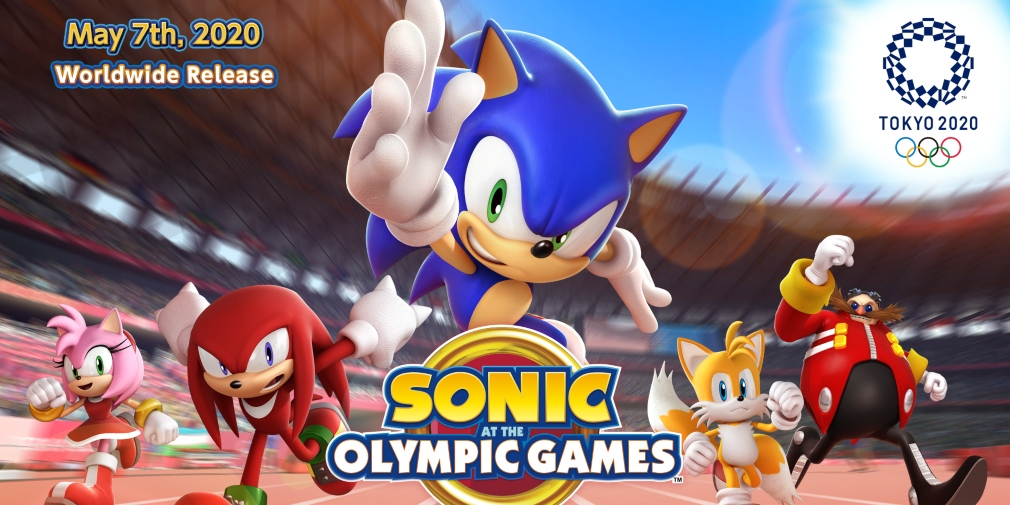 Sonic at the Olympic Games - Tokyo 2020 is available to download but isn