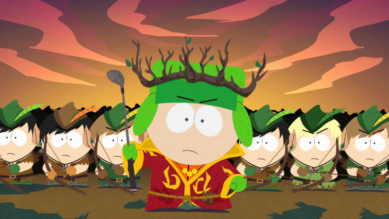 Adventure through South Park again on Nintendo Switch with South Park: The Stick of Truth