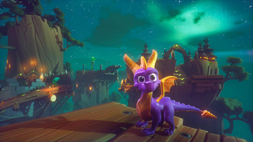 Spyro Reignited Trilogy on Switch? Activision suggests not to hold your breath