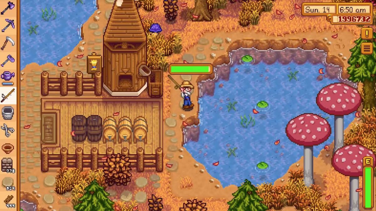 Stardew Valley is on its way to iOS and there