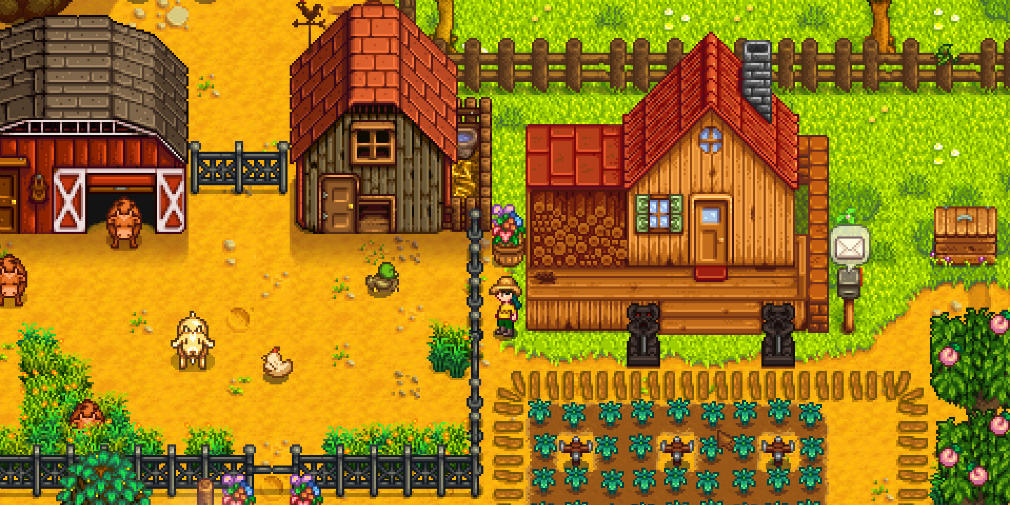 Stardew Valley creator is working on a new game, but he