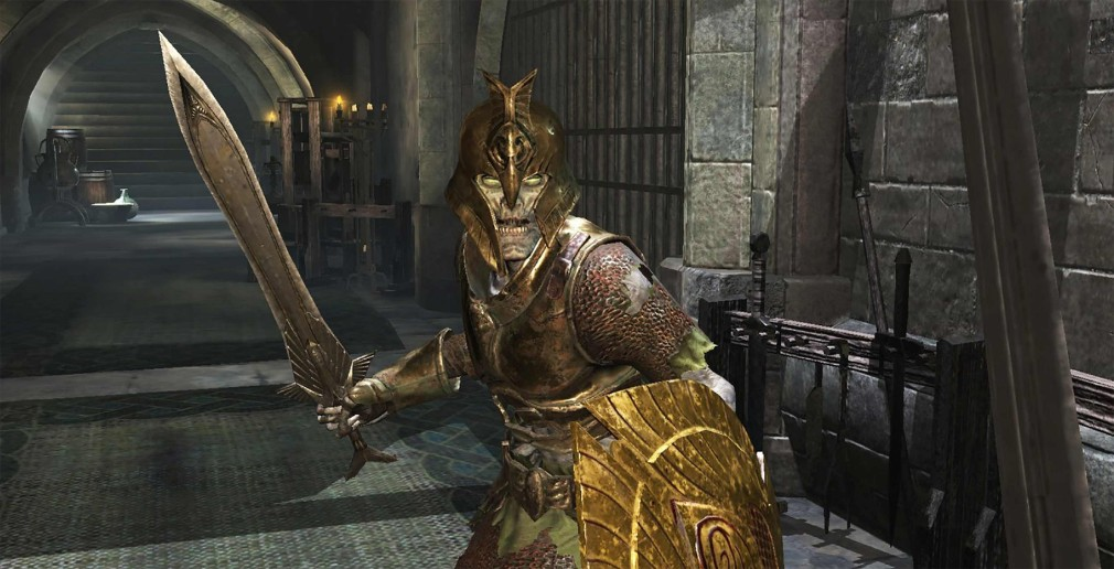 The Elder Scrolls: Blades is out now for iPhone, iPad, and Android - sort of