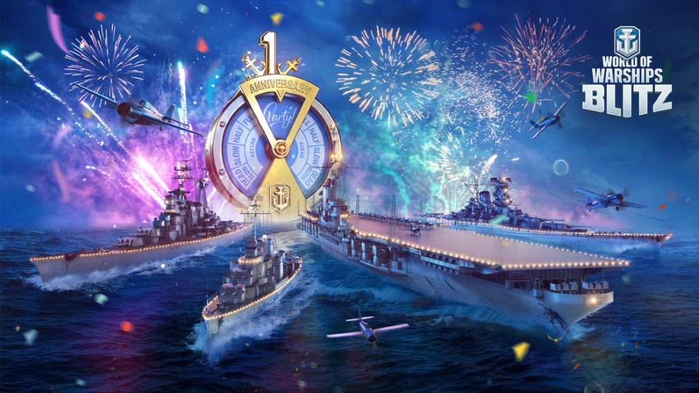 WIN: One of 50 ships for World of Warships Blitz