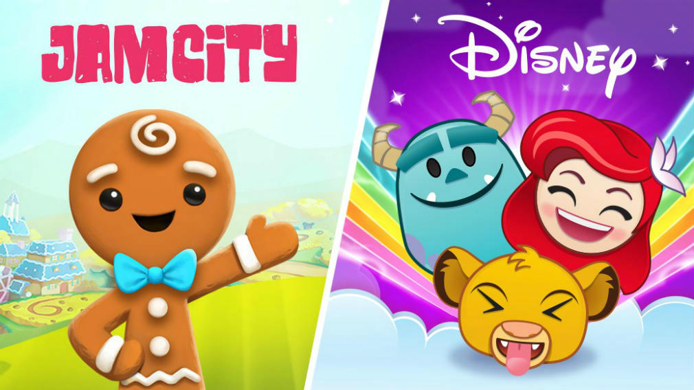 What do we know about the new partnership between Disney and Jam City?