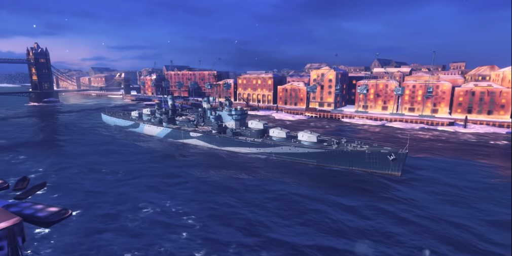 World of Warships Blitz takes home the PG People