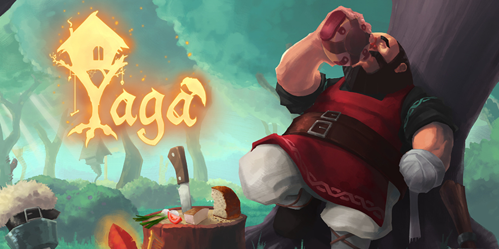 Yaga is a choice driven, Slavic folklore-inspired, action RPG coming to Apple Arcade
