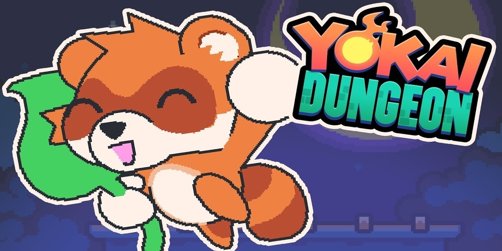 Yokai Dungeon is an adorable roguelike that