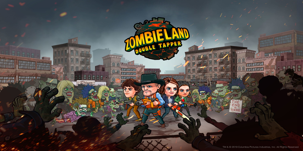 Zombieland: Double Tapper shambles onto iOS and Android today